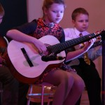 Гитара Поветкина Оля